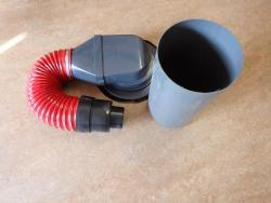 BRAMAC - Therm prostup kolmý 90°